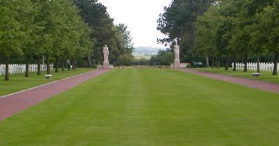 Des statues impressionnantes