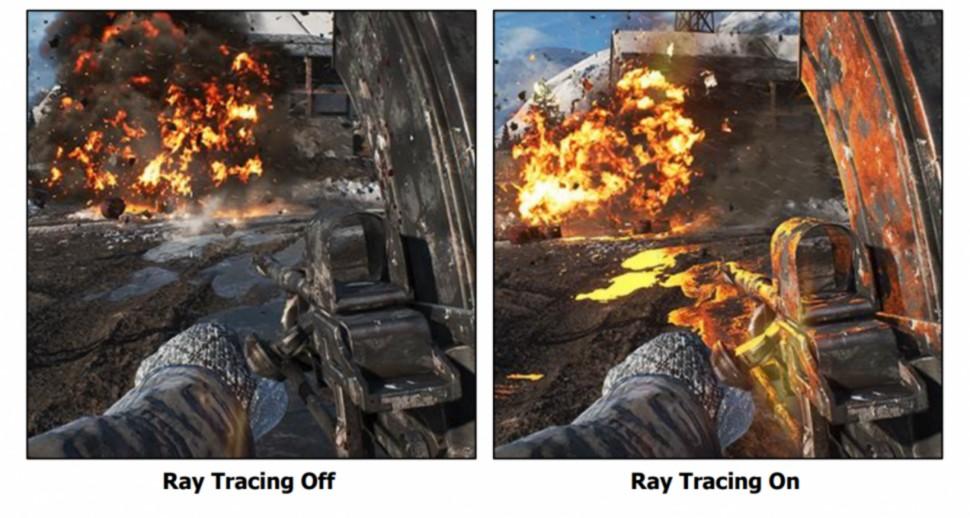 Avec ou sans Ray Tracing