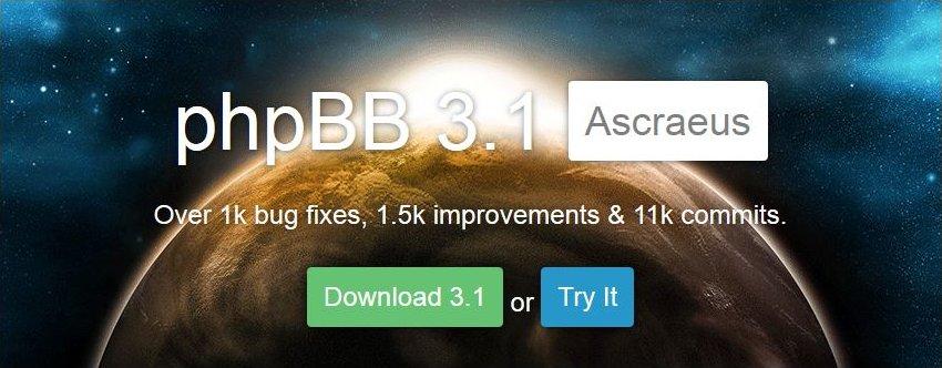 phpBB 3.1 Ascraeus